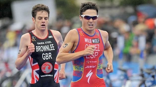Gómez Noya vuelve al podio en Nueva Zelanda