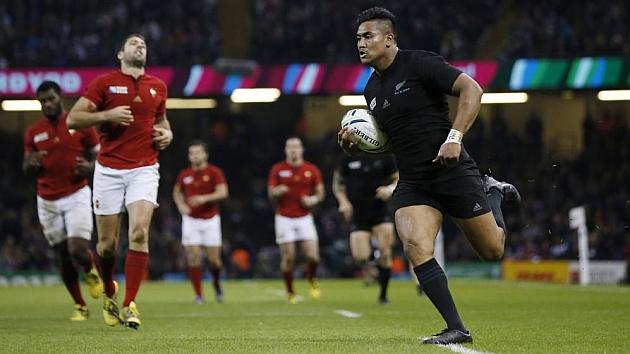 Nueva Zelanda barre a Francia y camina rumbo a su tercer título