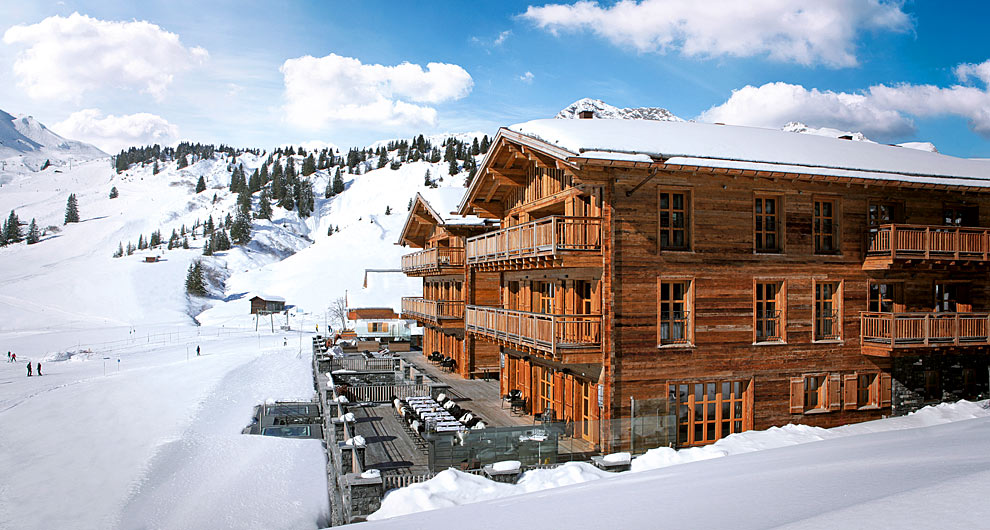 Chalet N el hotel seis estrellas ms caro del mundo  hoteles  Ocholeguas  elmundoes