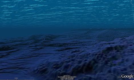 La nueva versión permitirá 'bucear' por el mar. | elmundo.es