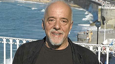 Paulo Coelho. | Foto: Idoya Maté