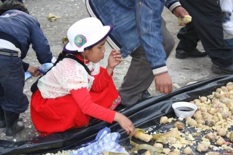 Imagen en Cañar | ONG Plan
