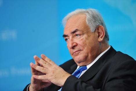 Dominique Strauss- Kahn.   Afp