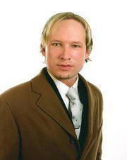 Imagen de Anders Behring Breivik.