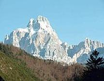 La cima del Montasio. | Corriere della Sera