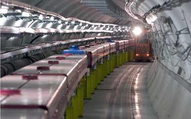 Instalaciones del acelerador de partículas del CERN.| Reuters