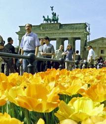 Puerta de Brandemburgo, Berlín. | Markos Schreiber