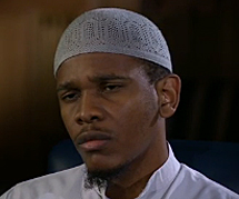 Abu Nusaybah. | BBC