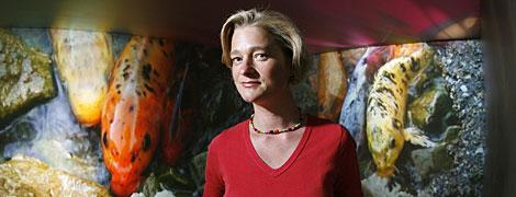 Delphine Böel, en una imagen de archivo. | AFP