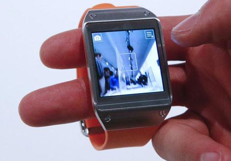 Galaxy Gear, el reloj 'inteligente' de Samsung. | Reuters
