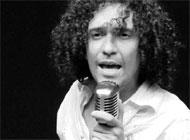Andrés Cepeda, uno de los cantantes participantes en el festival Convive 09. (Foto: andrescepeda.com).