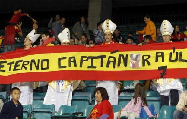 Бывший Реал Мадрид и бывший капитан Красной остается в памяти болельщиков Charros.