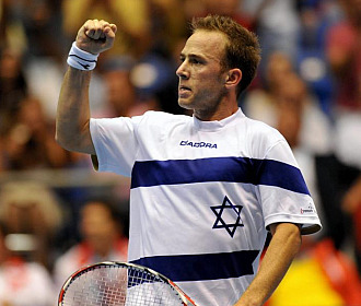 Dudi Sela es el líder del equipo israelí
