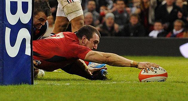 Francia, víctima de sus errores y de Gales, se queda sin Grand Slam