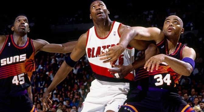 Brusco adiós a Jerome Kersey, campeón NBA y uno de los más queridos de la historia de Portland