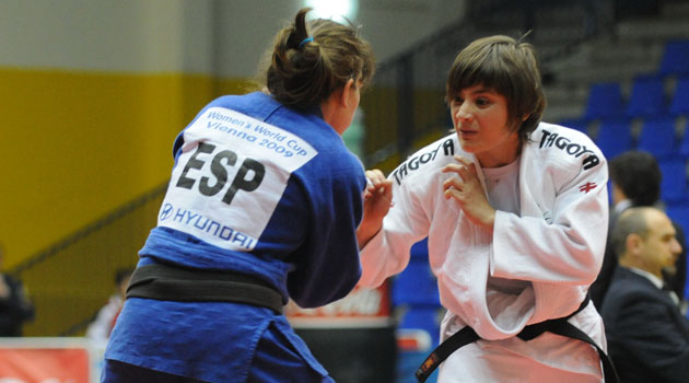 Conchi Bellorín, oro en el Open de Buenos Aires