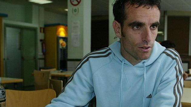 Fabián Roncero en una entrevista. Foto: David Moirón