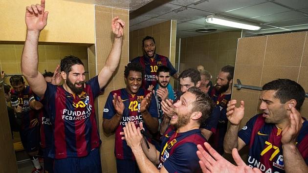 El Barcelona logra su vigésimo segundo título de Liga tras vencer en Zamora