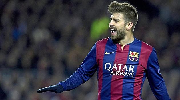 Piqué: Quiero 300 partidos más con el Barça