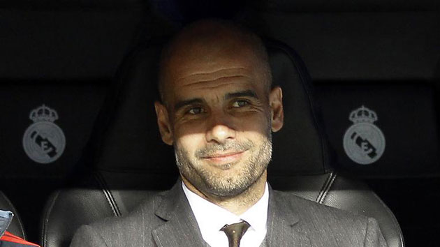 Guardiola outrageously linked with Real Madrid