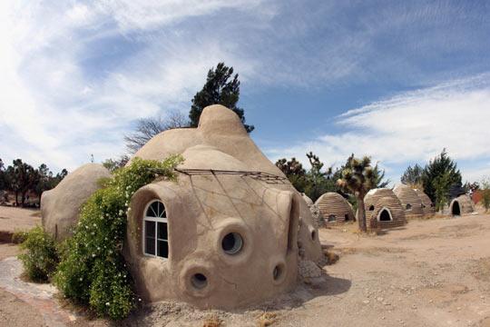 Casas de arena