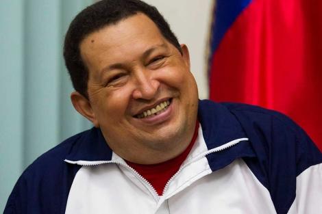 Hugo Chávez, en una imagen del pasado 13 de abril. | Reuters