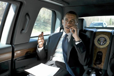 Obama en una imagen de marzo de 2010. | White House