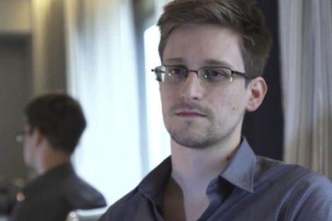 Edward Snowden.| The Guardian / El Mundo