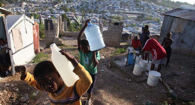 seismo de haití