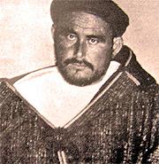 El lider rifeño Abdelkrim en una imagen de archivo.