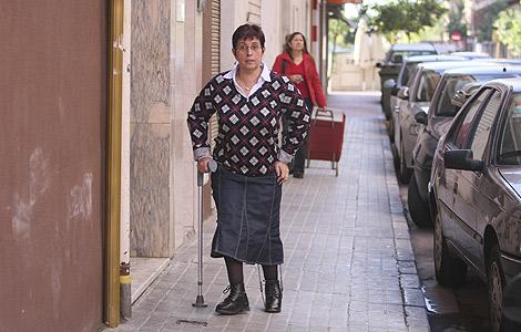 Isabel acompañará a su marido en el 'vía crucis' judicial. | E. Torres