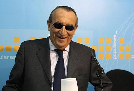 Carlos Fabra, presidente de la Diputación de Castellón. | Juan Martí