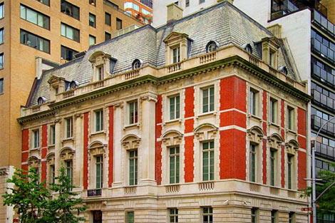 La Mansión Duke-Semans, sitiada por altos edificios de oficinas y apartamentos - ElMundo.es