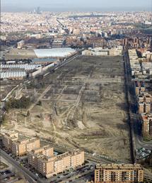 Terrenos del antiguo Cuartel de Ingenieros. | ELMUNDO.es