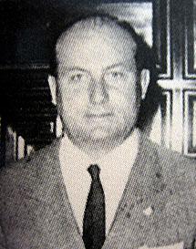 El alcalde Juan Fernández.