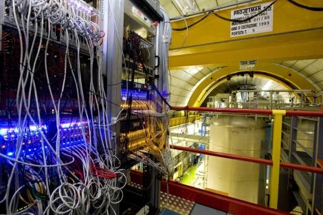 Instalaciones del experimento Opera en el Gran Sasso (Italia). | Reuters