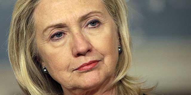 Hillary Clinton, en una imagen de hace unos días. | Reuters