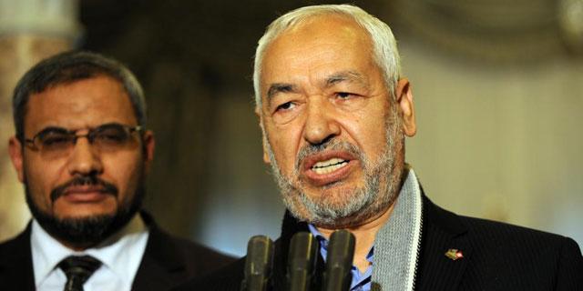 El líder del partido islamista Ennahda, Mohamed Ghannouchi.
