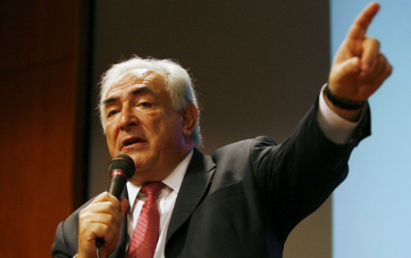 Dominique Strauss-Kahn. | Reuters