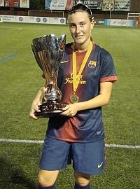 278b4e6cfa El Barcelona se proclamó el pasado fin de semana campeón de liga al vencer  por 1-2 al Athletic en la Catedral y ante más de 25.000 personas.