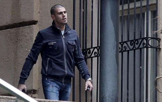 Valdés se despide de sus compañeros en una comida