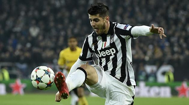 En Italia ya comparan a Morata con... ¡¡¡Raúl!!!