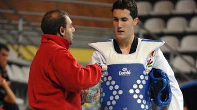Raúl Martínez logra en -74 kilos el tercer oro para España