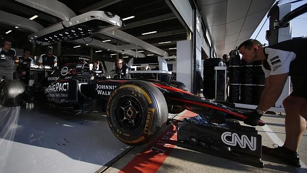 McLaren, vía libre para el nuevo motor sin sanción