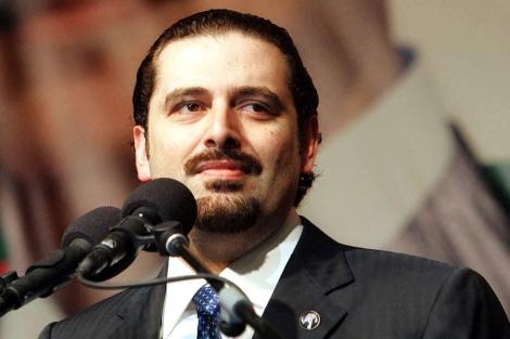 Saad Hariri, en una foto de archivo.