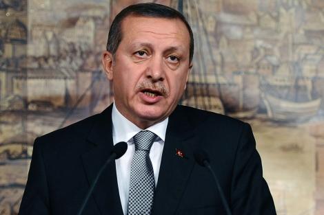 El primer ministro turco, Recep Tayyip Erdogan, en Estambul. | Afp