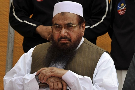 El militante paquistaní Hafiz Saeed, | Afp