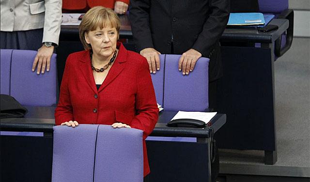 La canciller alemana, Angela Merkel. | Reutes