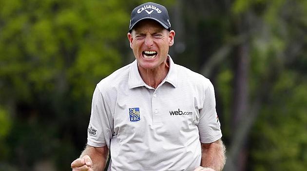 Jim Furyk vuelva a ganar en el PGA Tour 100 torneos después