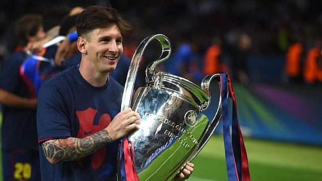 Messi, el devorador de títulos
